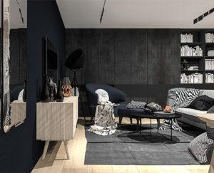 Apartament Gdańsk MO Architekci